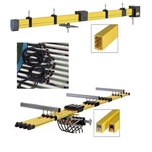 Siam Pro Service Conductor Bar Systems  ระบบรางไฟเครน ชนิดกล่อง PVC